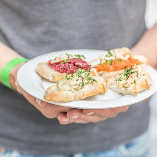 Brotzeit Bayrisches Genussfestival